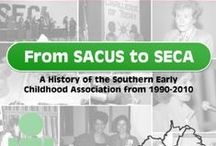 The SECA Reporter / Members stay up-to-date on the latest SECA news and events with the SECA Reporter, which includes important information about SECA and the early childhood community in general.