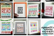 Crafts - Printables / by Lionesswithbrownmane
