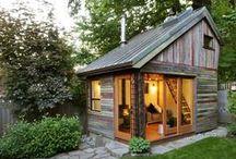 Backyard Shed/Studio Office