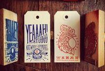 Hang tags / Inspiration for hang tag design