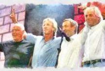 MusicArt: Pink Floyd / Pink Floyd via art / by Rick Waterworth