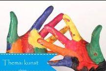 Kunst met kinderen