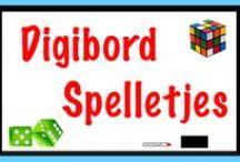 Digibordlessen kleuters / Digibord met kleuters