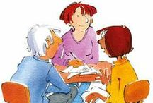 Communiceren/Gesprek voeren / Gesprekken voeren met ouders
