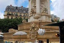 Paris, city of my heart / unforgetable / by sylvia van genugten