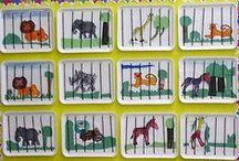 Wilde dieren, dierentuin