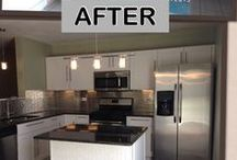 Remodel Revolutions / Some great before and after shots!