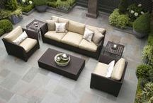 Amazing Outdoor spaces / Wouldn't you love to have an outdoor space like this?  I know I would...