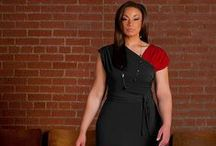 Fashion for plus size women / Beauty