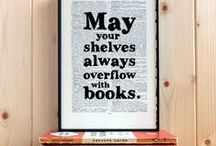 book love / Here's to all the book lovers!