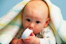 Teething Remedies / Bits of helpful hints for those teething toddlers!