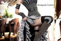 steampunk fashion / by Angela Watts