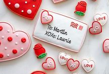 Valentine / Día del amor / by Trizzia