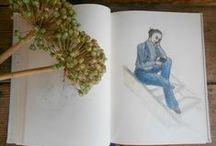 Дневник в картинках / образы, настроения, занятия