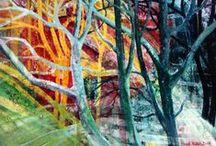 Art of trees / tree paintings