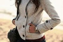 Fall and Winter styles / The perfect wardrobe for Fall and Winter!