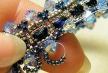 Projekty biżuterii na fotkach i schematach