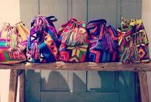 mochila bags inspirations / mochila bags