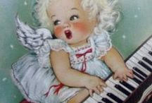 Play the piano / art of piano scenes
