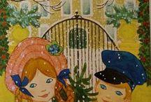 Iben Clante illustrations / art, prints, drawings, posters
