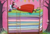 The princess and the pea / H.C.Andersen´s fairy tale