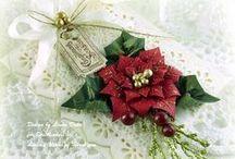 CHRISTMAS CARDS & TAGS