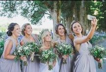 Bohemian Wedding Party Ideas / Boho inspiration ideas for your wedding party.