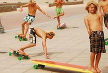 Sliding / Skate, surf, slide