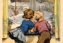 Axel Mathiesen - danish illustrator / 1882-1973
