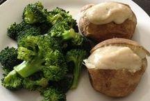 Diet & healthy  foods