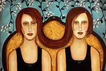 Art of twins