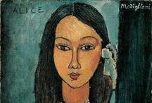 ART Peinture Amedeo Modigliani