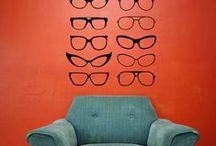 ART thème lunettes