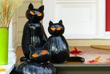 Autumn & Halloween / Autumn and halloween deco, food, things, etc...