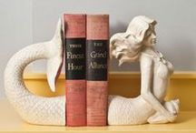 Bookends / Bookends are utilitarian, often decorative and at times zany / by Debrah Gai Lewis