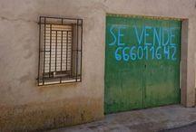 La casa del pueblo / Het familiehuis in Santa Maria del Campo Rus