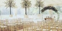 Luxury Events Group Weddings / Our venue styling is nothing short of being considered luxury. We provide bespoke chic and glamour to any event, whether you are a bride or corporation! www.luxuryeventsgroup.co.uk