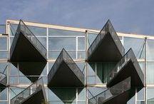 ARCHITECTURE terrace balconies decks