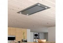 Cooker Hoods / Grease, steam and odours are unwanted by-products of cooking, but with an effective extractor hood, you can soon be rid of them. Our exquisite range of extractor hoods are not only brilliantly functional but beautifully aesthetic too, creating a dramatic design feature for any kitchen. We offer a wide range of models – from eye-catching island hoods, to space-saving telescopic hoods – perfect for different styles and scenarios.