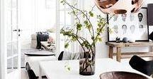 INTERIOR | Einrichtung, Dekoration / Interior, Einrichtung, Dekoration, Minimalism, Skandinavisches Design, Danish Home, IKEA, White Home, White Living