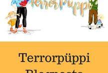 Terrorpüppi - Blogposts / Berliner Familienblog einer Soziologin und einer Psychotherapeutin schreibt reflektiert über bedürfnisorientierte und gleichberechtigte Elternschaft