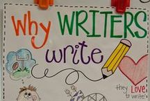 Great Writing Poster Ideas!