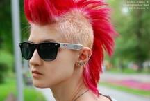 Hair: Hawks