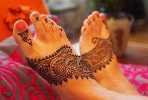 Art & Design: Tattoos: Henna/Mehndi