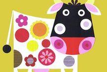 Illustration: Cows