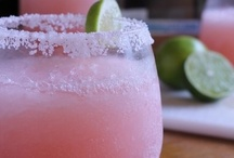 DRINK RECIPES / by Vanessa Rines