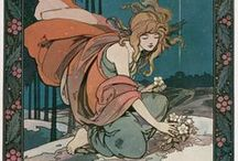 Art & Illustrations / Gorgeous artwork and illustrations by various Artists.  / by Barbara