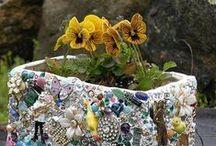 Vou cuidar do seu jardim / jardim, cor, flor, cheiro e tempero...de você e de mim