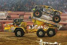 Monster trucks / by brandon sammons