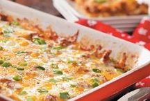 Casseroles Recipes / by Rose Stumbaugh